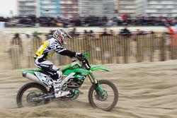 #13 Kawasaki 450 4T: Nicolas Deparrois