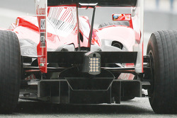 Ferrari achterdiffuser