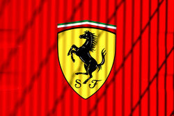 The Ferrari logo