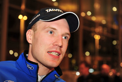 Jari-Matti Latvala, Ford Focus RS WRC08, BP Ford Abu Dhabi World Rally Team
