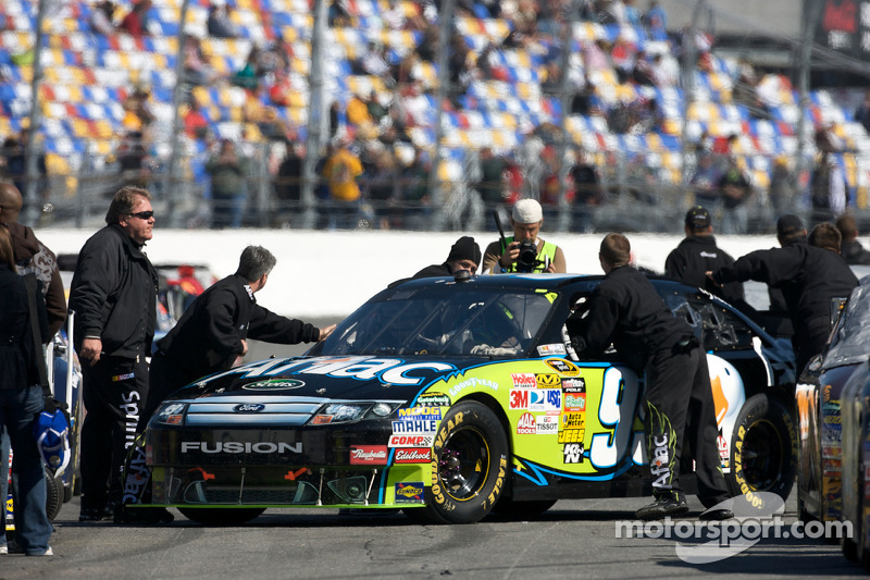 Roush Fenway Racing Ford naar startgrid