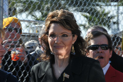 Governor of Alaska Sarah Palin