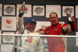 Podium: Paul Morris and Garry Holt