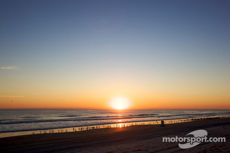 Zonsopgang in Daytona Beach