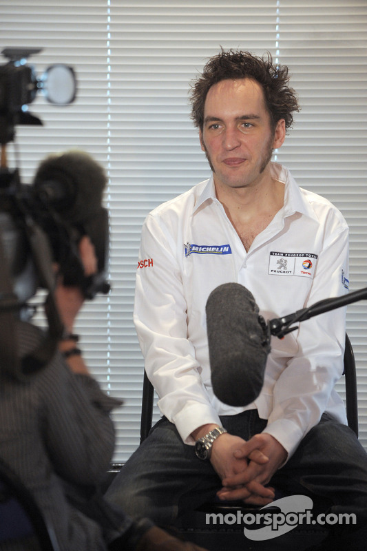 Promotion series presentatie: Franck Montagny