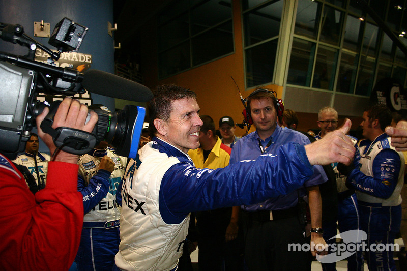 Race winnaar Scott Pruett