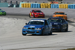 #36 Next Generation Motorsports BMW 330: Chris Brown, Laura Olson