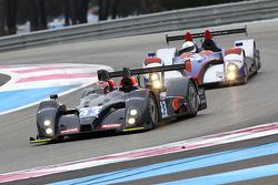 #43 Dams Formula Le Mans - Oreca 09: Gary Chalandon, Andrea Barlesi, Alessandro Cicognani, Laurens Vanthoor