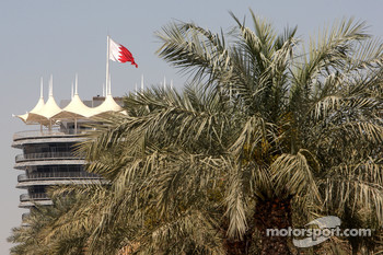 Bahrain GP running out of time