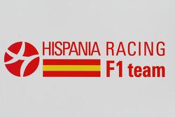 Hispania Racing F1 Team logo