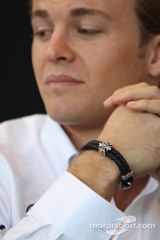 ArmbandNico Rosberg, Mercedes GP