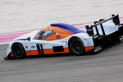 #009 Aston Martin Racing Lola Aston Martin: Harold Primat, Adrian Fernandez, Darren Turner, Stefan Mücke