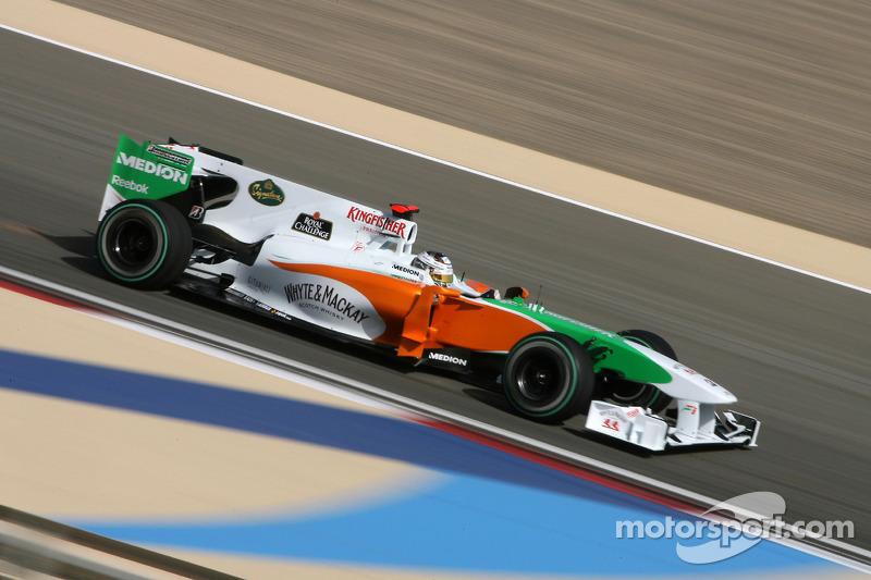 2010: Force India F1 VJM03