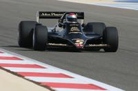 Mario Andretti, campeón mundial de F1 1978 conduce el Lotus 79 de 1978