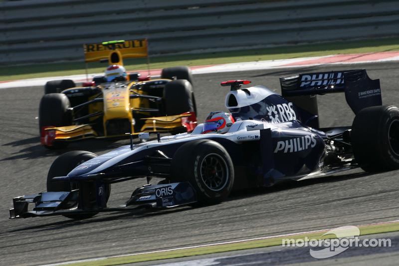 Рубенс Баррікелло, Williams Cosworth