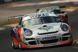 #1 Wilson Security, Shannons, Porsche GT3 997 Cup S: David Wall