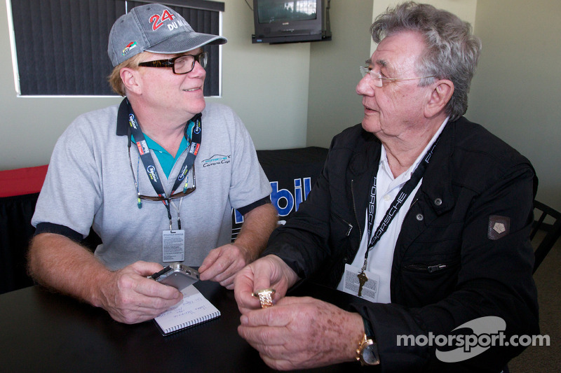 Motorsport.com's Richard Sloop interviewt Duitse legende Hans Herrmann