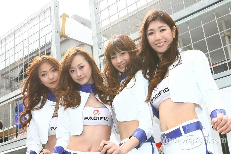 Pacific Girl At Suzuka-5454