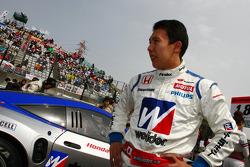 #18 Weider HSV-010: Takashi Kogure