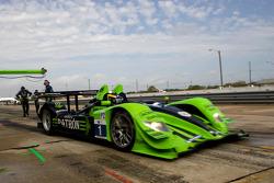 Patron Highcroft Racing Honda Performance Development ARX-01c: David Brabham