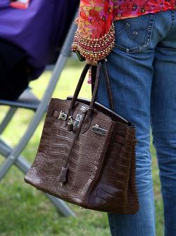 The Handbag of Corina Schumacher, Corinna, Wife of Michael Schumacher