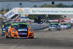 #25 NGT Motorsports: Andres Cisneros
