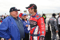 A.J. Foyt and Ryan Hunter-Reay, Andretti Autosport
