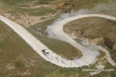 Rallye Jordanien