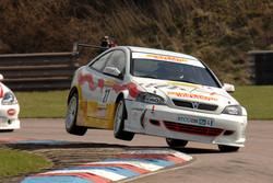 Martin Johnson Team Boulevard Vauxhall Astra Coupe
