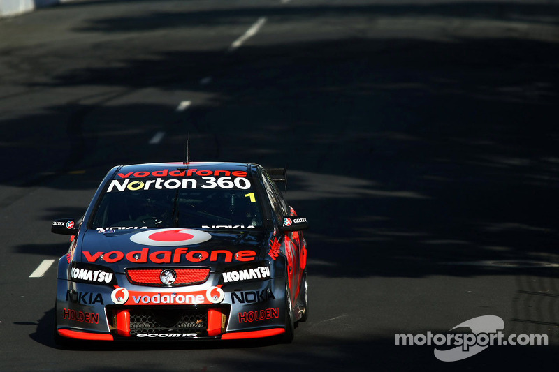 #1 Team Vodafone: Jamie Whincup