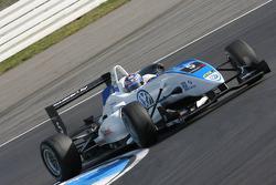 Edoardo Mortara, Signature, Dallara F308 Volkswagen