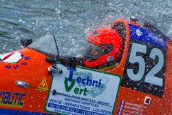 #52 Ass Shark Racing Team: Romain Nedelec, Fabrice Arrivé, Xavier Blondel, Michel Amour