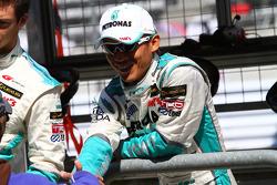 #1 Petronas Tom's SC430: Juichi Wakisaka