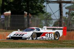 91 Gurney Eagle GTP: Tom Malloy