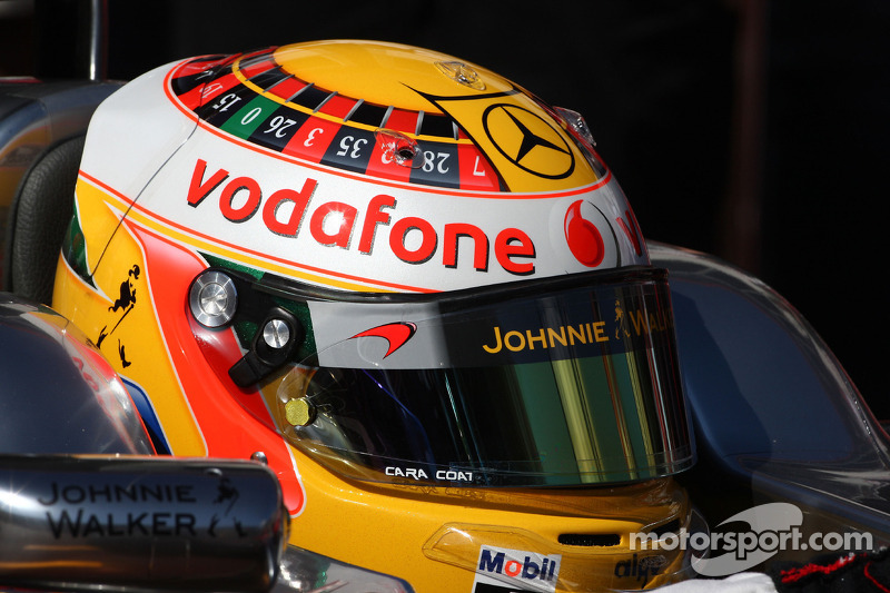 Lewis Hamilton, GP Mónaco 2010