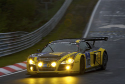 #102 Black Falcon Audi R8 LMS: Christer Jöns, Sean Paul Breslin, Johannes Stuck, Kenneth Heyer
