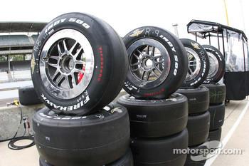 Firestone Firehawk racing tires