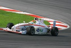 Nabil Jeffri, Eurasia Motorsport