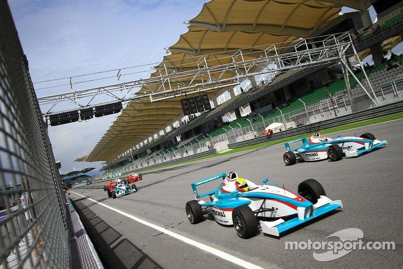 Ryan Ritchie, PETRONAS Mofaz Racing