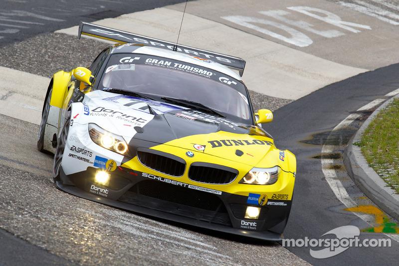 77 Need for Speed by Schubert Motorsport BMW Z4 GT3: Claudia Hürtgen ...