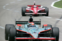 Dan Wheldon, Panther Racing, Scott Dixon, Target Chip Ganassi Racing