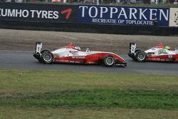 Valtteri Bottas claims the lead