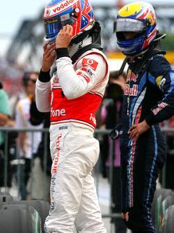 Jenson Button, McLaren Mercedes