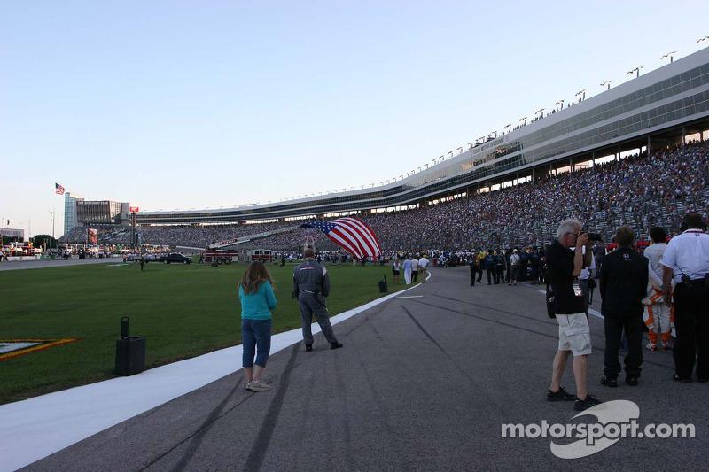 Pre-Race, Texas Motor Speedway