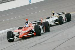 Mario Romancini, Conquest Racing & Alex Lloyd, Dale Coyne Racing