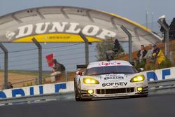 #72 Luc Alphand Aventures Corvette C6.R: Stephan Gregoire, Jérôme Policand, David Hart