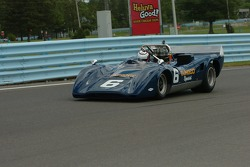 #6- Zak Brown- 1969 Lola T163 Can Am.