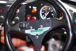 Cock Pit of the 1989 Aston Martin Amri.
