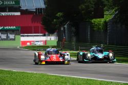 #46 Thiriet TDS Racing Oreca 05 - Nissan: П'єрр Тірьє, Матіас Беш, Ре Хіракава