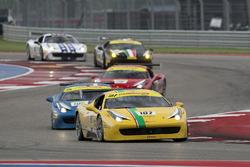 #187 San Diego Ferrari 458: Rich Baek